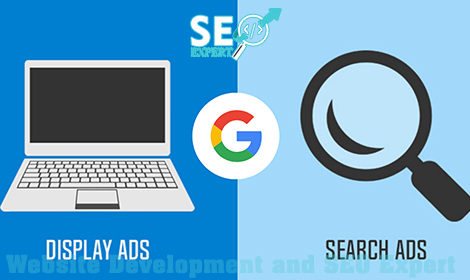 Search and Display Advertising